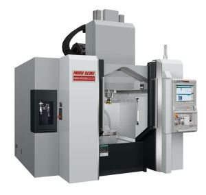5th Axis Mori Seiki NMV5000